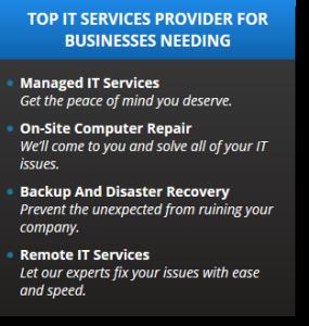 top IT services